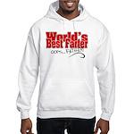 World's Best Farter (oops.. FATH Hooded Sweatshirt