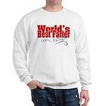 World's Best Farter (oops.. FATHER!) Sweatshirt