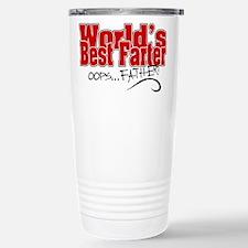 World's Best Farter (oo Travel Mug