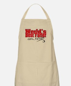World's Best Farter (oops.. FATHER!) Apron