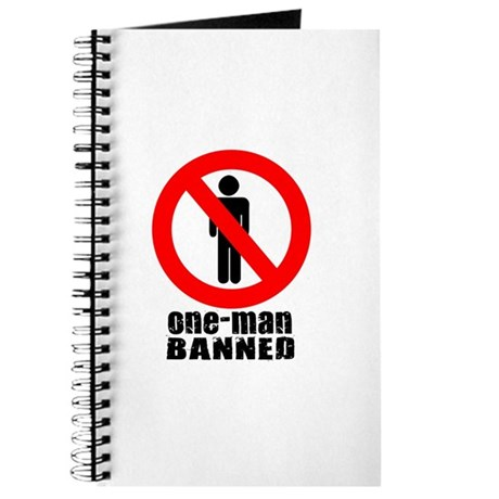 one-man banned Journal