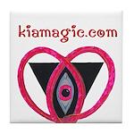 KIA Illuminated Adepts Tile Coaster