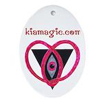 KIA Illuminated Adepts Ornament (Oval)