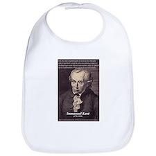 Immanuel Kant Reason Bib