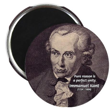 Immanuel Kant Reason Magnet