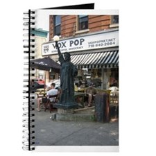 Old Vox Pop Statue of Liberty Journal