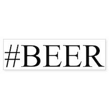 # BEER Car Sticker