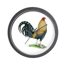 Dom Gamecock Wall Clock