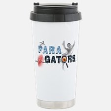 Ghost - PARAGATORS Stainless Steel Travel Mug