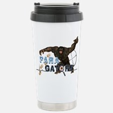 BigFoot - PARAGATORS Stainless Steel Travel Mug