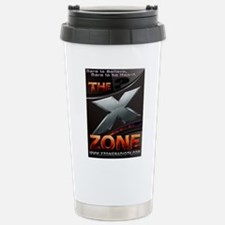 Hot Metal - X ZONE logo Stainless Steel Travel Mug