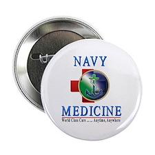 Navy Medicine Button