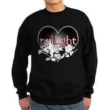 Twilight Flowers by Twibaby Sweatshirt