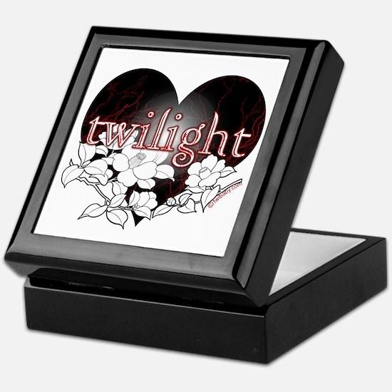 Twilight Flowers by Twibaby Keepsake Box