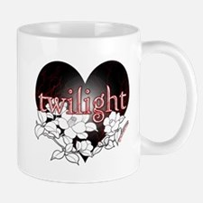 Twilight Flowers by Twibaby Mug
