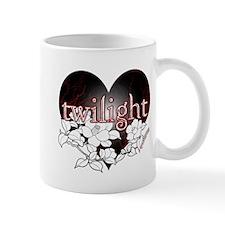 Twilight Flowers by Twibaby Small Mugs