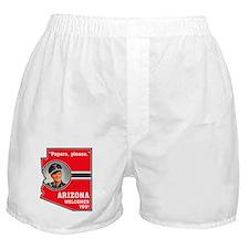 Unique Immigration Boxer Shorts