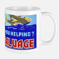 World industries Mug