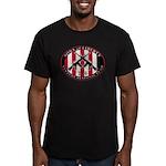 Tyranny Response Team Men's Fitted T-Shirt (dark)