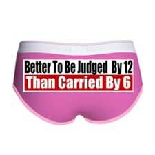 Better To Be Judged By 12 Women's Boy Brief