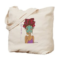 Kurling Koko Tote Bag