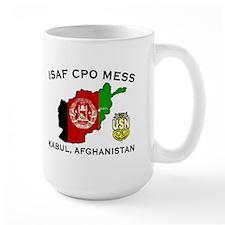ISAF PSD CPO Mess Mug
