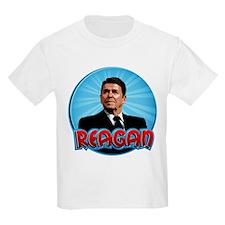 Ronald Reagan Super Hero T-Shirt