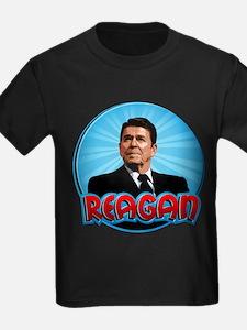 Ronald Reagan Super Hero T