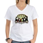Bad Wigs Women's V-Neck T-Shirt