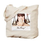 Tea Party! Tote Bag
