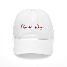 Ronald Reagan Signature Baseball Cap