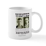 Young Brothers Wanted Mug