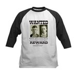 Young Brothers Wanted Kids Baseball Jersey