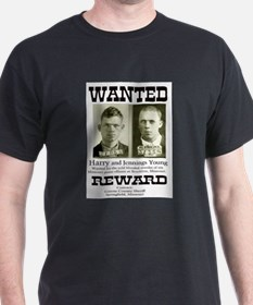 Young Brothers Wanted T-Shirt