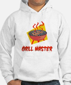 Grill Master Dad Hoodie