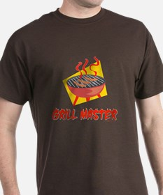 Grill Master Dad T-Shirt