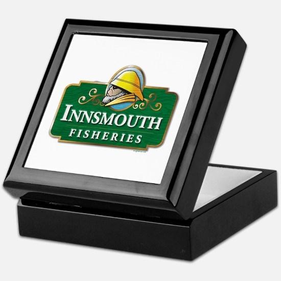 Innsmouth Fisheries Keepsake Box