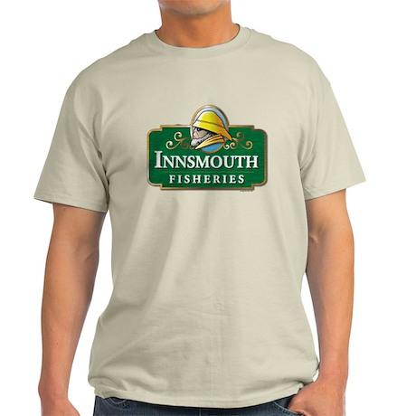 Innsmouth Fisheries Light T-Shirt