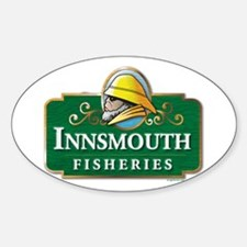Innsmouth Fisheries Sticker (Oval)