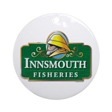 Innsmouth Fisheries Ornament (Round)
