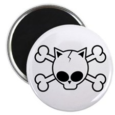 Cute Kawaii punk Magnet
