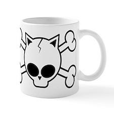 Unique Cat crossing Mug
