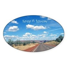 Open Road Decal