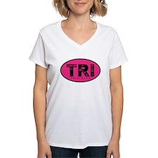 Thiathlon Swim Bike Run Shirt