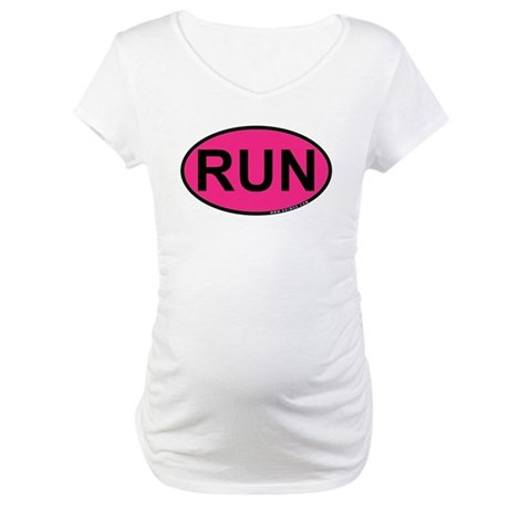 Run Maternity T-Shirt