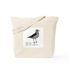 starling Tote Bag