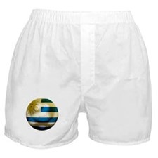 Uruguay World Cup Boxer Shorts