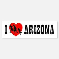 Honk if you Support Arizona Sticker (Bumper)