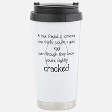 Unique Friendship and or best friends Travel Mug