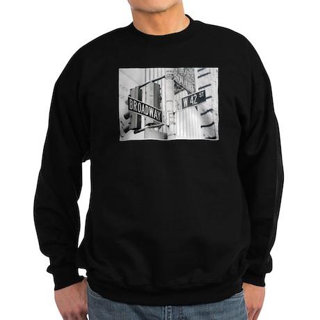NY Broadway Times Square - Sweatshirt (dark)